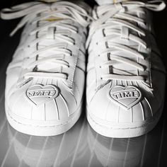 "adidas Superstar Pharrell Supershell-Sculpted ""Zaha Hadid"" - 43einhalb Sneaker Store Fulda"