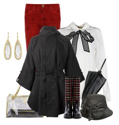 """""""Untitled #1949"""" by anfernee-131 ❤ liked on Polyvore featuring Current/Elliott, STELLA McCARTNEY, Jean-Paul Gaultier, Norwegian Rain, Kate Spade and Moncler Gamme Rouge"""