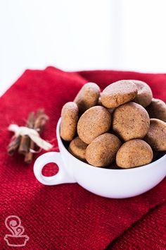 Receita fácil de biscoitinhos de canela do Naminhapanela.com | Receitas e Gastronomia