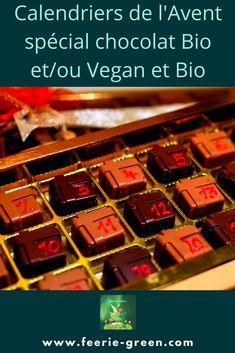 Ma sélection cette fois ci de calendriers de l'avent spécial chocolat bio et/ou Végan bio à offrir ou à s'offrir avec les fêtes ou en cadeau découverte pour les passionnés de chocolats. 🥰 Permaculture, Budget Prévisionnel, Vegan Bio, Vie Simple, France, Green Lifestyle, Blogging, Articles, Natural Living