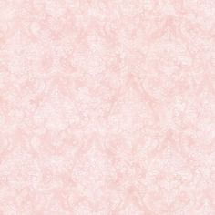 Brewster Home Fashions Rosemore Catharina x Damask Embossed Wallpaper Color: Pink Pink Damask Wallpaper, Watercolor Floral Wallpaper, Embossed Wallpaper, Home Wallpaper, Wallpaper Roll, Wallpaper Quotes, Beacon House, Print Place, Blue Canvas