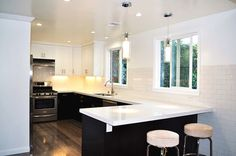 La Casa Kitchen Renovation - contemporary - kitchen - san francisco - Kitchen Inspiration Inc.