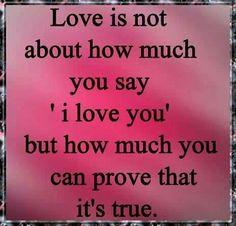 True talk