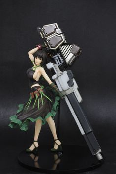 Costumes & Accessories God Eater Sakuya Gun Weapon Pvc Cosplay Prop