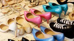 Le scarpe da donna della collezione Kammi primavera estate 2014 #scarpe #Kammi #calzature #collezione #primavera #estate #tacco #colore #shoes #sneakers #zeppe #biker #stivali #sandali #ciabattine #espadrillas #decollete #infradito