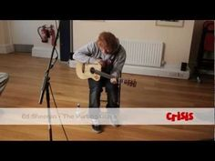 Ed Sheeran: The Parting Glass (Irish traditional) Lord help me. His voice is just perfect..
