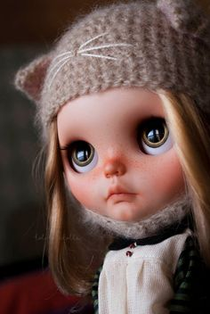 Custom Service for your Blythe Doll by ToleTole on Etsy