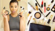 Building your MAKEUP STARTER KIT (part 1)   Foundation, Concealer, Eye Makeup & More!