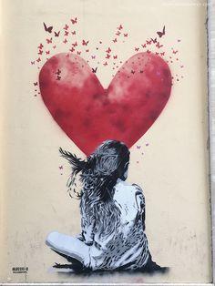 Street art by Alessio-B - Martina Sgorlon