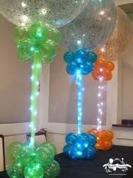 decorating with balloons - Google Search