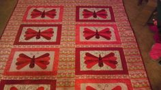 Grandma's Butterfly Quilt by Kerrielee