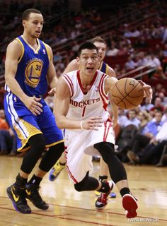 Golden State Warriors v. Houston Rockets…and the Rockets with a loss :-( | Confessions of a Jeremy Lin Addict
