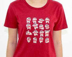 Bagustore   Crayon Shin Chan T-Shirt 710-0003-1-11