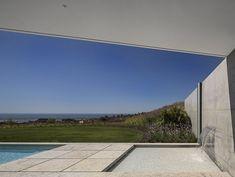 Stunning pool in modern house in Algarve, Portugal