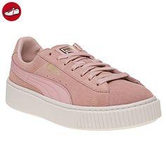 puma schuhe rosa glitzer