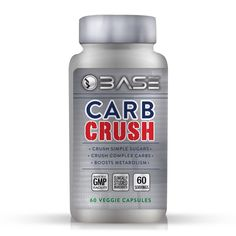 Base Carb Crusher seen on Michelle Lewin's facebook. Studying the product more