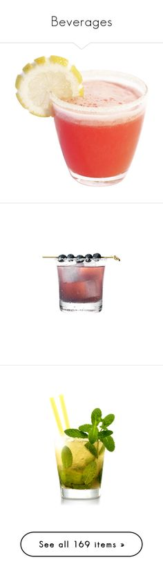 """""""Beverages"""" by tasha1973 ❤ liked on Polyvore featuring food, drinks, backgrounds, food and drink, fruit, fillers, food & drinks, cocktail, fillers - orange and filler"""