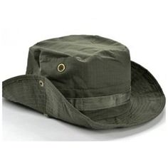 213cc49b Bluecell Tactical Head Wear/Boonie Hat Cap For Wargame,Sports,Fishing &  Other Outdoor Activties (Olive Drab)