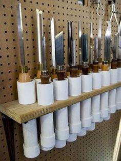 Cum sa-ti organizezi uneltele cu care iti place sa mesteresti – idei practice