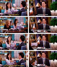 It's Monica's wedding binder!