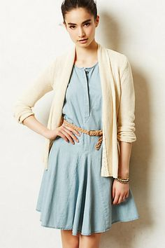 Annabelle Cardigan  #anthropologie #anthrofave