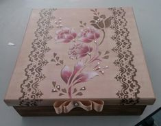 Altoids Tins, Vintage Sheet Music, Jewellery Boxes, Tissue Boxes, Diy Paper, Stencils, Projects To Try, Decorative Boxes, Scrap