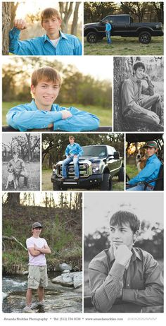 ©Amanda Nuckles Photography www.amandanuckles.com http://www.facebook.com/amandanucklesphotography #senior #guy #natural