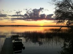 Beautiful Minnesota! One our favorite vacation spots to see family, spend time on the lake and relax.