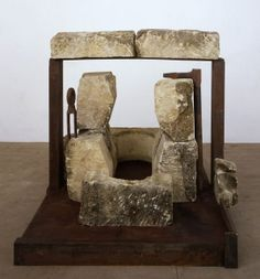 Anthony Caro . palace, 2004