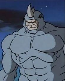 Rhino (comics) - Wikipedia, the free encyclopedia