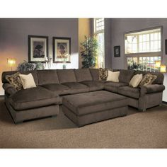Fairmont Designs Grand Island 3 Pc. Sectional FD-641-3PC-SECT $2400.00