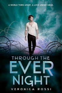 Through the Ever Night by Veronica Rossi - 3 stars. Review: http://eaterofbooks.blogspot.com/2013/12/review-through-ever-night-by-veronica.html