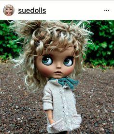 Кастомные Блайз от мастеров с мировой известностью / Куклы Блайз, Blythe dolls / Бэйбики. Куклы фото. Одежда для кукол