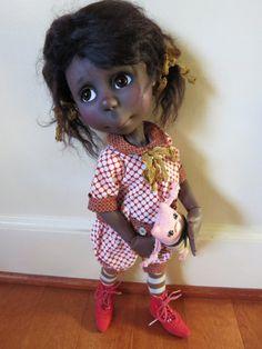 Lizzie - Connie Lowe Dolls