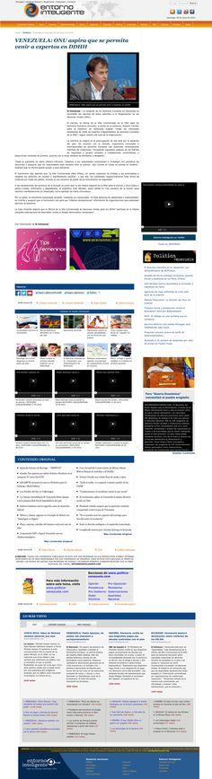 Website'http%3A%2F%2Fwww.entornointeligente.com%2Farticulo%2F2742608%2FVENEZUELA-ONU-aspira-que-se-permita-venir-a-expertos-en-DDHH-29062014' snapped on Page2images!