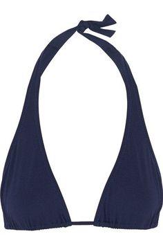 98e99a4c5a657 Melissa Odabash - Cannes halterneck triangle bikini top