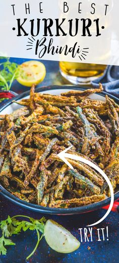 Indian Food Recipes, Indian Foods, Ethnic Recipes, Main Course Dishes, Gram Flour, Okra, Curry Recipes, Green Beans, Spicy