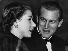 Prince Philip and Queen Elizabeth Engagement Photos