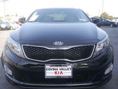 2014 Kia Optima EX EX 4dr Sedan Sedan 4 Doors Ebony Black for sale in Covina, CA Source: http://www.usedcarsgroup.com/used-kia-for-sale-in-covina-ca