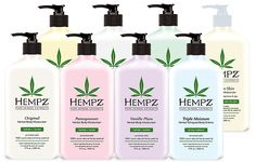 Hempz Products offer a full line of poducts that harness the natural benefits of Pure Natural Hemp Seed Oil that nourish, moisturize and condition hair and body
