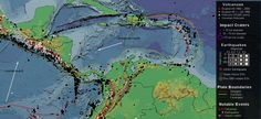 geophysics of south america caribbean plate boundary - Google Search