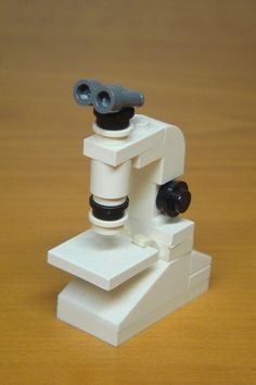 Lego microscope