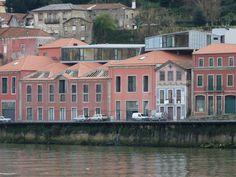Cais da Fontinha,Courtesy of  alexandre burmester arquitectos associados