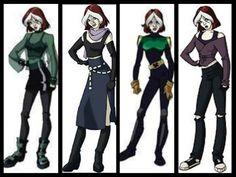 Rogue Collage - x-men-evolution