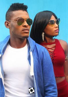 Les Romantique Season 1 Joel & Blaiks Fashion Editorial Portfolio Shoot - Fashion - Nigeria