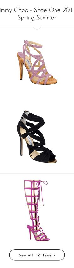 2f67f21a3d1 Jimmy Choo - Shoe One 2013 Spring-Summer by jiji-585 ❤ liked on