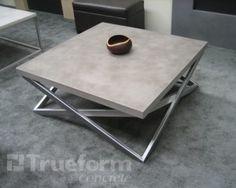 Concrete on Aluminum