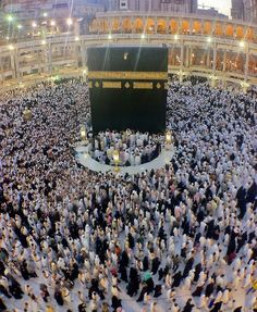 People around the Kaaba by اللّهُمـَّآرزُقنآحُـسنَالخَآتِمة on 500px