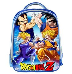 Dragon Ball Print Boys Small Shoulder Crossbody Purse Daily Portable Bag Cartoon