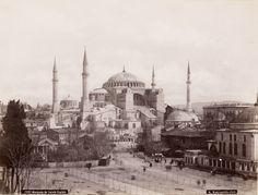 Ayasofya Basile Kargopoulo Fotoğrafı 1875